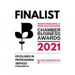 Focus Environmental Consultants Service Award 2021